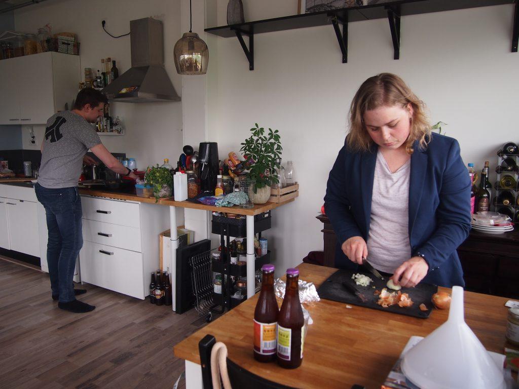 keuke-koken-De-Aardbei